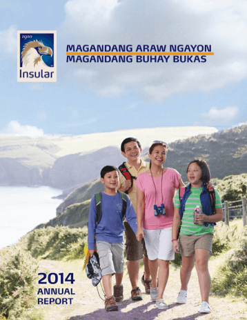 InLife annual report 2014