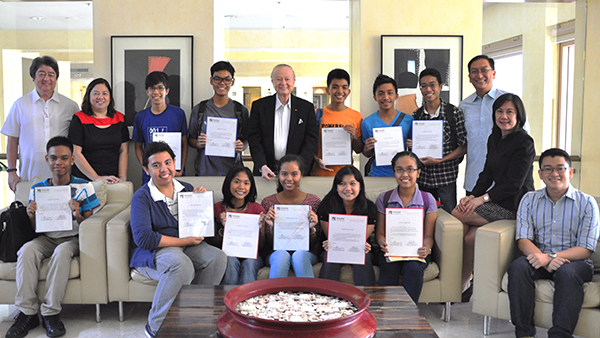 College Scholarship Grant for Education and BS Math Students