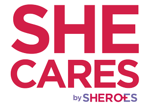 she cares by sheroes